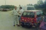 008. Bogdan Jankowski i Grzegorz Baran.
