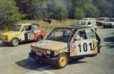 011. Nr.93.Robert Urbański, nr.101.Jacek Rathe - Polskie Fiaty 1