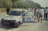 013. Piotr Kłys - Fiat Cinquecento.