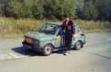 014. Marcin Turski - Polski Fiat 126p.