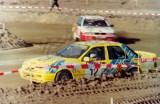 16. Maciej Kołomyjski - Ford Sierra Saphire Cosworth RS i wiesła