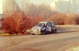 07. Dariusz Stróżyk i K.Werner - Fiat Cinquecento.