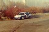 08. Janusz Kulig i Dariusz Burkat - Opel Kadett Gsi 16V.