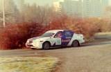 18. Bohdan Ludwiczak i Krzysztof Szeszko - Ford Sierra Saphire C