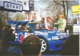 02. Bogdan Herink i Barbara Stępkowska - Renault Clio Maxi