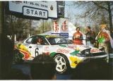 03. Krzysztof Hołowczyc i Maciej Wisławski - Toyota Celica GT4
