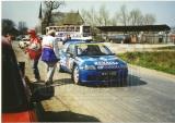 08. Bogdan Herink i Barbara Stępkowska - Renault Clio Maxi
