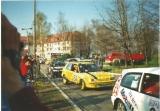 16. Piotr Wróblewski i Marek Kaczmarek - Toyota Corolla GTi 16V