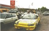 02. Piotr Wróblewski i Marek Kaczmarek - Toyota Corolla GTi 16V