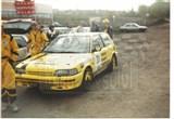 07. Piotr Wróblewski i Marek Kaczmarek - Toyota Corolla GTi 16V
