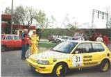 08. Piotr Wróblewski i Marek Kaczmarek - Toyota Corolla GTi 16V