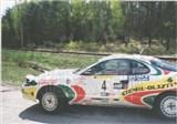 10. Krzysztof Hołowczyc i Maciej Wisławski - Toyota Celica GT4
