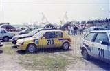 01. Peugeot 205 Henryka Strzeleckiego