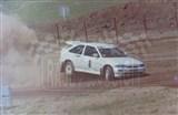 09. Krzysztof Gęborys - Ford Escort Cosworth RS