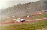 17. Nr.1.Paweł Przybylski - Ford Escort Cosworth RS, nr.3.Krzysz