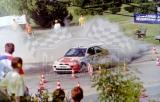 004. Paweł Przybylski i Krzysztof Gęborys - Ford Escort Cosworth