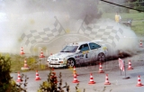 007. Kurt Goettlicher i Peter Diekmann - Ford Escort Cosworth RS