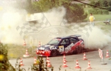 010. Bert de Jong i Ton Hillen - Ford Escort Cosworth RS