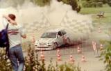 014. Piergiorgio Bedini i Luca Bonvicini - Ford Escort Cosworth
