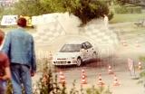 016. Antonello Fidanza i Alessandro Mari - Mitsubishi Lancer RS