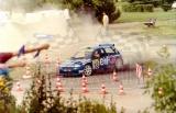 017. Bogdan Herink i Barbara Stępkowska - Renault Clio Maxi