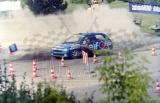 019. Waldemar Doskocz i Aleksander Dragon - Renault Clio William