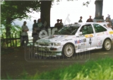 073. Kurt Gottlicher i Peter Diekman - Ford Escort Cosworth RS