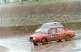 04. Janusz Siniarski - Skoda 135, Adam Polak - Ford Fiesta XR2i