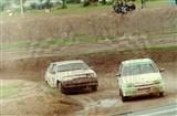 16. Adam Polak - Ford Fiesta XR2i, Bogdan Jankowski - Łada Samar