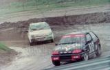 18. Nr.202.Andrzej Dziurka, nr.203.Adam Polak - Fordy Fiesta XR2