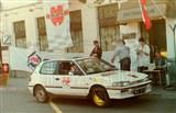 3. Piotr Wróblewski i Joanna Kula - Toyota Corolla GTi 16V