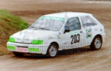 06. Adam Polak - Ford Fiesta XR2i