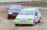 09. Adam Polak - Ford Fiesta XR2i, Piotr Granica - Suzuki Swift