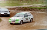 10. Adam Polak - Ford Fiesta XR2i, Piotr Granica - Suzuki Swift