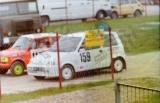 14. Andrzej Sobczak - Fiat Cinquecento, Marek Kaczmarek - Polski