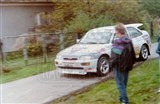 08. Cezary Fuchs i Mikołaj Madej - Ford Escort Cosworth