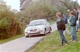 09. Romuald Chałas i Zbigniew Atłowski - Ford Escort Cosworth RS