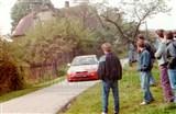11. Wiesław Stec i Artur Skorupa - Ford Escort Cosworth RS