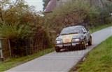 20. Paweł Noakowski i Horst Muller - Ford Sierra XR4 Ti