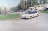 12. Piotr Wróblewski i Joanna Kula - Toyota Corolla GTi 16V
