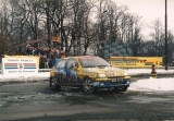 03. Waldemar Doskocz i Aleksander Dragon - Renault Clio Williams