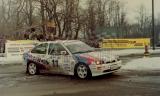 06. Zenon Sawicki i Marek Skrobot - Ford Escort Cosworth RS