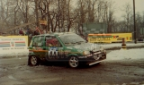 10. Marek Ryndak i Stanisław Bernadzik - Fiat Cinquecento Abarth