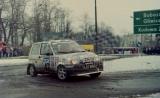 11. Marek Skrzypkowski i Adam Balawajder - Fiat Cinquecento Abar
