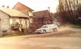 07. Zenon Sawicki i Marek Skrobot - Ford Escort Cosworth RS