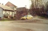 08. Holger Helle i Per Dangaard Jensen - Ford Escort Cosworth RS