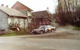 11. Juliusz Palonka i Stanisław Bazan - Subaru Legacy RS