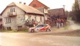 14. Jerzy Dyszy i Krzysztof Ruciński - Renault Clio 16V