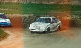 08. Nr.216.Krzysztof Szeszko - Toyota Corolla, nr.203.Piotr Gran