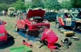 02. Wymiana silnika w samochodzie Jacka Sikory